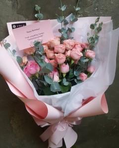 Pusan Gift Service: бизнес-букеты, подарки, поздравления