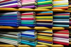 Экспорт тканей из Кореи