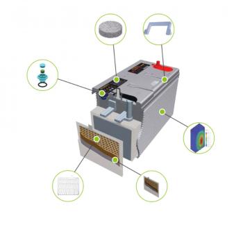 Аккумулятор ATLASBX для солнечных батарей фирмы Haeon Solar
