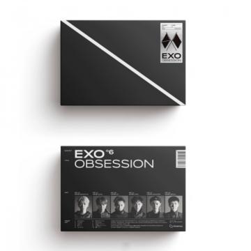 Альбом группы Exo «OBSESSION»