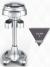 Аппарат для завивки волос (вертикальный) P-21