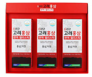 Бад Korea Red Ginseng Immunity Jelly Stick  Красный женьшень