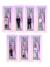 Брелок с ремешком BTS World