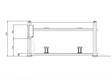 Четырехстоечный подъёмник SL-3500W от компании Power Rex