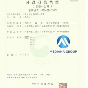 Торгово-экспортная компания Mediana group Co.,Ltd