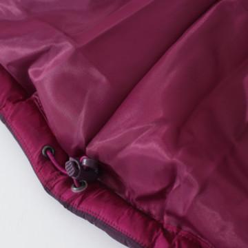 Дутый женский жилет от Alpinist