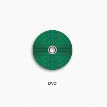 DVD-диск группы Black Pink «Summer Diary in Seoul»