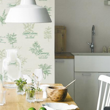 Экологичные обои Gia Fresh от LG Z:IN