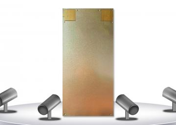 Электрические панели для обогрева полов помещений от Jusin Heating