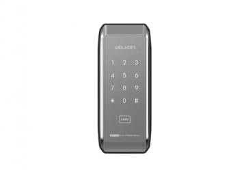 Электронный замок с ключ-картой и кодом Welcome WAT310