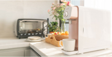 Очиститель холодной и горячей питьевой воды Pu:on Heat PPA2111 от Pureal