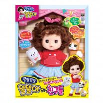 Интерактивные куклы линейки Tori Tori от Mimi world