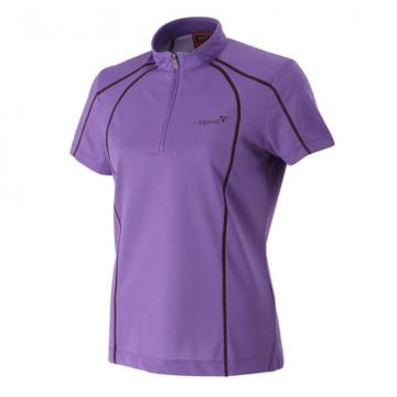 Женская футболка поло с коротким рукавом от Alpinist