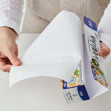 Жировпитывающая бумага от Clean Wrap