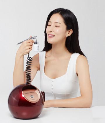 Косметический прибор для водного пилинга сухой кожи лица Omega Injection
