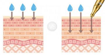 Косметический аппарат для улучшения кожи и очищения пор на лице Omega Atms