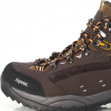 Кроссовки для похода и альпинизма от Alpinist