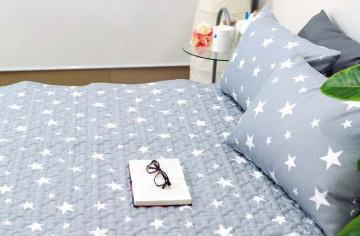 Летний комплект постельного белья от Scohome (серия Summer)