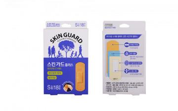 Пластыри для ран Skin Guards