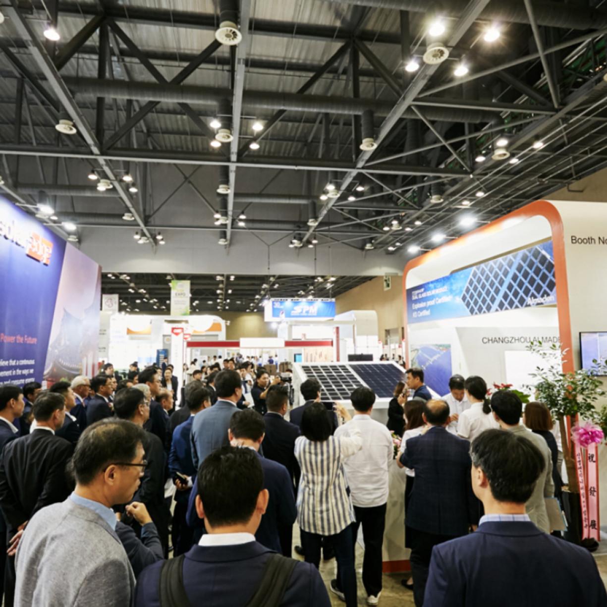 Международная выставка в области солнечной энергии EXPO SOLAR 2021