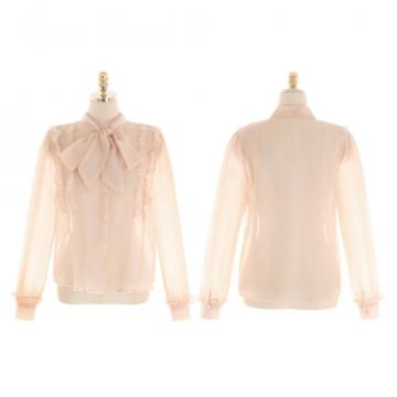 Модные корейские рубашки и блузки