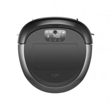 Моющий робот-пылесос O5 от iClebo управление со смартфона