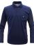 Мужская футболка поло с длинным рукавом от Alpinist