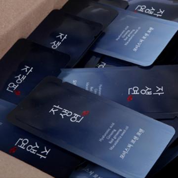 Мужской тонер для лица  Daen Gi Meo Ri от Doori Cosmetics, 1000 штук по 3 мл