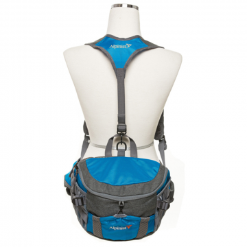 Набедренная сумка со съемными подтяжками от Alpinist