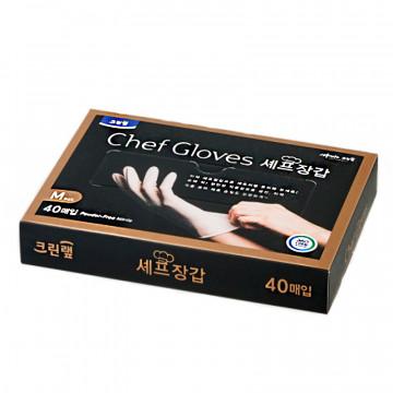 Нитриловые перчатки Chef Gloves