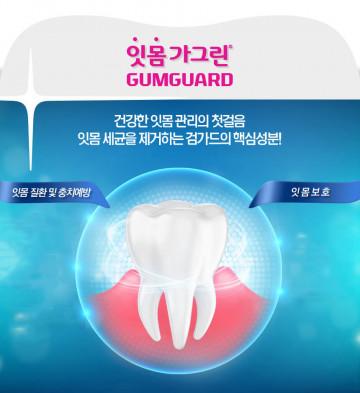 Ополаскиватель для полости рта и защиты десен