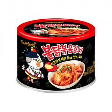 Острая закуска  Бульдак поккым Кимчи от Самьянг, 4 шт.