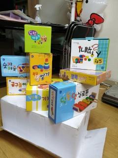 Развивающие игрушки/ Baby Toys ( Натуральное дерево)