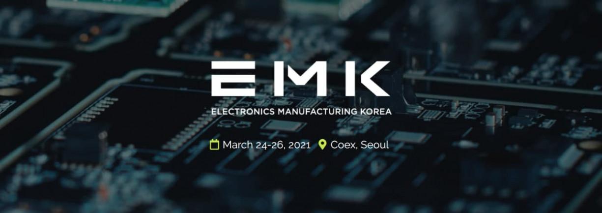 Производство электроники Electronics Manufacturing Koreа