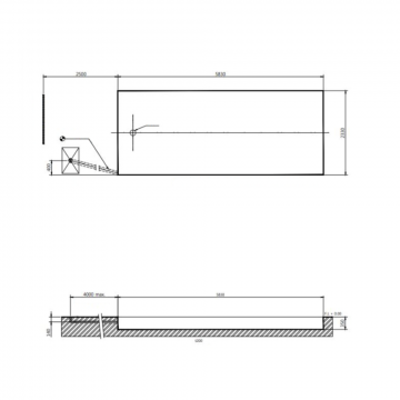 Подъемник для шиномонтажа SL-6600A от компании Power Rex