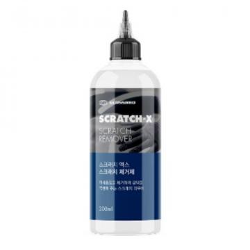 Полироль для удаления мелких царапин с поверхности автомобиля Scratch-X от GlossBro