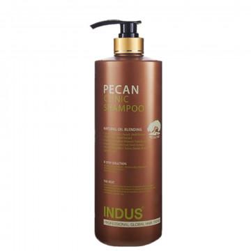 Профессиональный шампунь для волос Pecan Clinic Shampoo от inDus