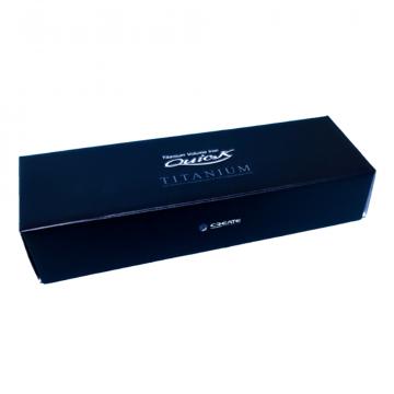 Профессиональный утюжок для волос Titanium Volume Magic от Create (21 мм)