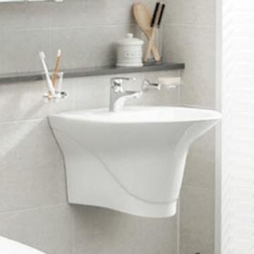 Раковина тюльпан в ванную DL-301 от Daelim DobiDos