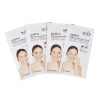 Салфетки для удаления макияжа с глаз и губ Miso, 1000 уп.