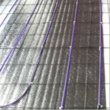Саморегулирующийся кабель для теплого пола от Daehan Enertec