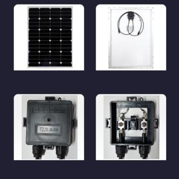 Солнечная панель SNP-60S от Tove World