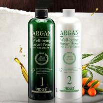 Средство для химической завивки волос Argan Well-being Smart Perm от inDus
