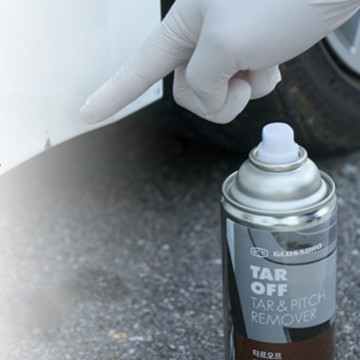 Средство  для удаления битумных пятен на автомобиле Tar Off от GlossBro