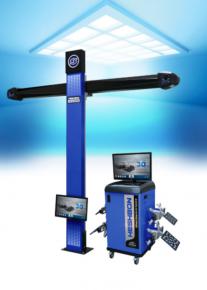 Стенд сход-развал 3D HA-7000 от компании Heshbon