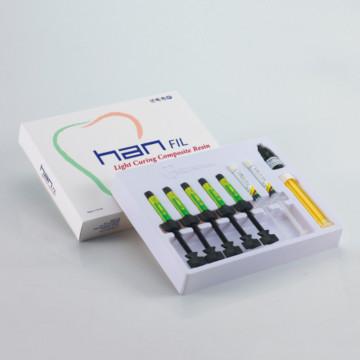 Композитная смола для зубов Hanfil от HanDae Chemical
