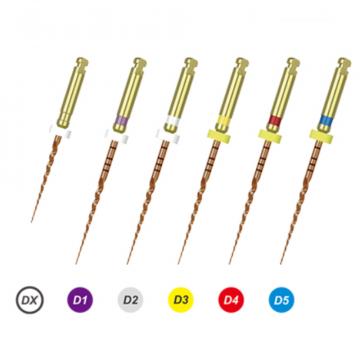Эндодонтические иглы Dia PT File от DiaDent