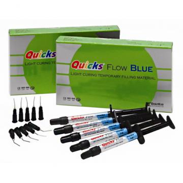 Заполняющий материал для пломбирования Quicks Flow от Dentkist