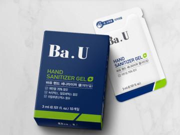 Дезинфицирующий гель для рук Ba. U.