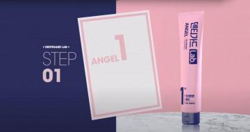 Зубная паста для младенцев Denti Guard Lab Step 1 Angel